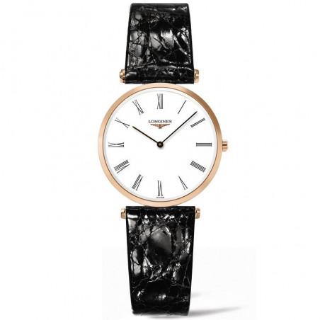 Longines - La Grande Classique rose gold PVD& roman numeral