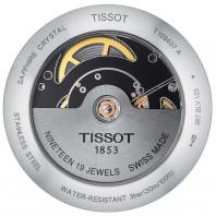 Tissot - Everytime Swissmatic Black Dial T109.407.16.051.00
