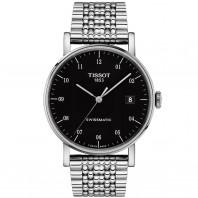 Tissot - Everytime Swissmatic Svart urtavla & Länk T109.407.11.052.00