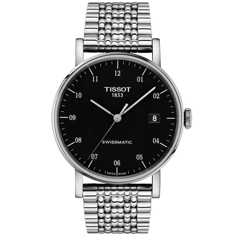 Tissot - Everytime Swissmatic Black Dial