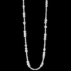 Georg Jensen ARIA SAUTOIR - sterling silver, 91cm