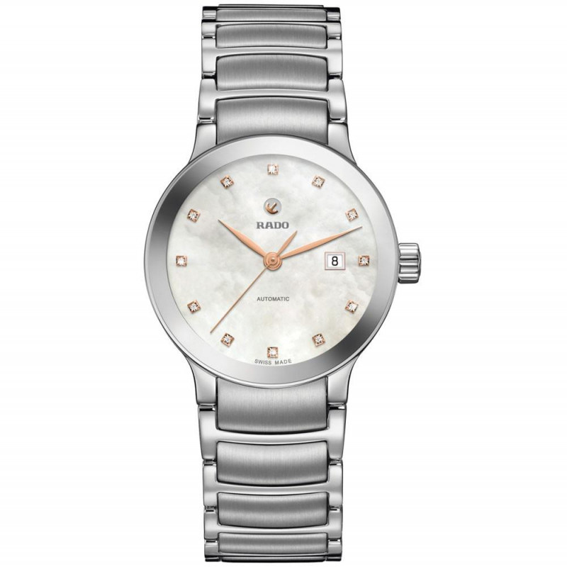 Rado - Centrix Automatic Lady Steel & Diamonds