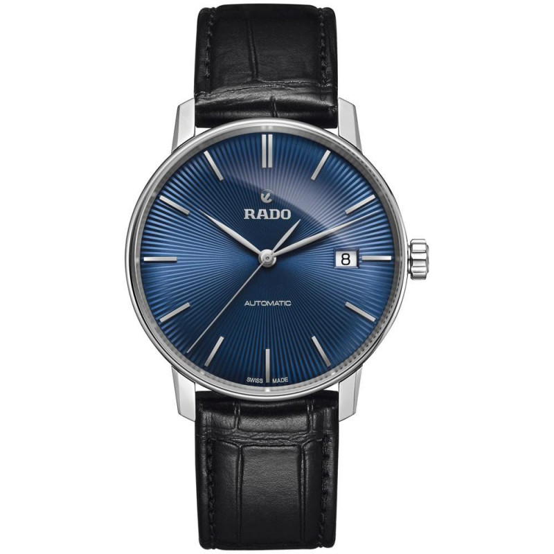 Rado - Coupole Classic Automatic Gent's watch with Blue Dial R22860205