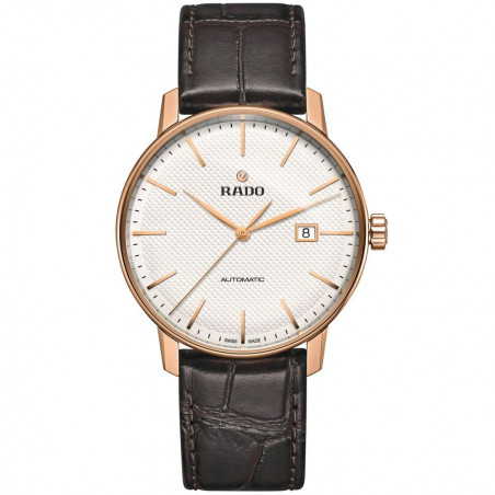 Rado - Coupole Classic Automatic Gent's Steel with PVD Gpld