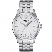Tissot - Tradition Lady silver & bracelet T0632101103700