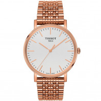 Tissot - Everytime Medium silver & rose gold