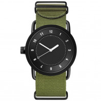 TID No. 1 Black - 36 mm Nylon strap