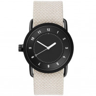 TID No. 1 Black - 36 mm Textile strap
