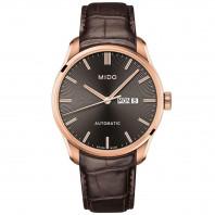 MIDO Belluna automatisk herrklocka brunt M0246303606100