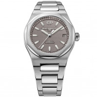 Girard Perregaux - Laureato Grey & Bracelet 42 mm