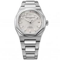 Girard-Perregaux - Laureato Silver & Stållänk 38 mm