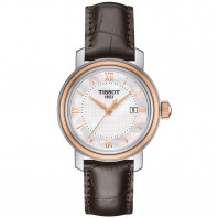 Tissot - BRIDGEPORT Black & Rose Gold