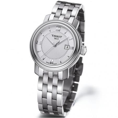 Tissot - BRIDGEPORT Steel & Silver dial