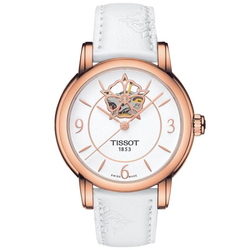 Tissot - Lady Heart powermatic 80 rose gold