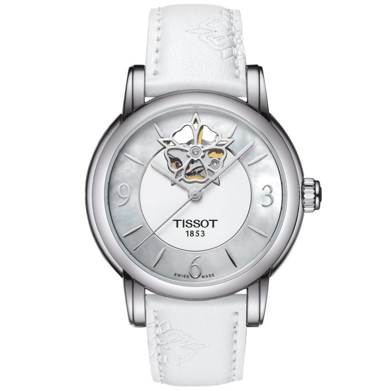 Tissot - Lady Heart powermatic 80 stainless steel case