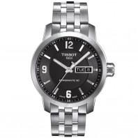 TISSOT PRC 200 POWERMATIC 80 black dial & bracelet
