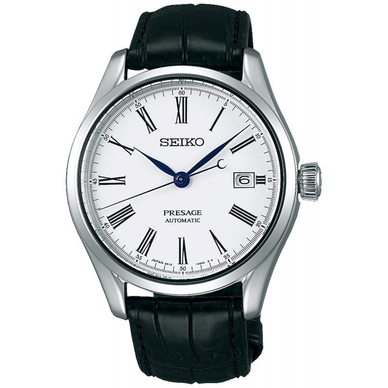 Seiko - Presage Automatic Leather Strap 41 mm SPB047J1