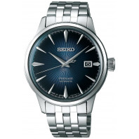 Seiko - Presage Cocktail Automatic Dark Blue & Bracelet