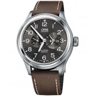 Oris Big Crown ProPilot Worldtimer liten sekundvisare 690 7735 4063