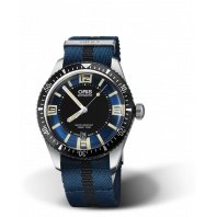 Oris - Divers Sixty-Five Textile Strap
