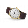 Frédérique Constant Slimline 29 mm Small Second Gold PVD Lady's watch FC-235M1S5
