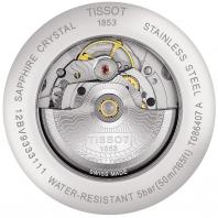 Tissot - Luxury Powermatic 80 Men's watch Blue & Steel bracelet T0864071104100