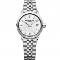 Raymond Weil - Freelancer Mother-Of-Pearl Steel Lady's Watch Quartz