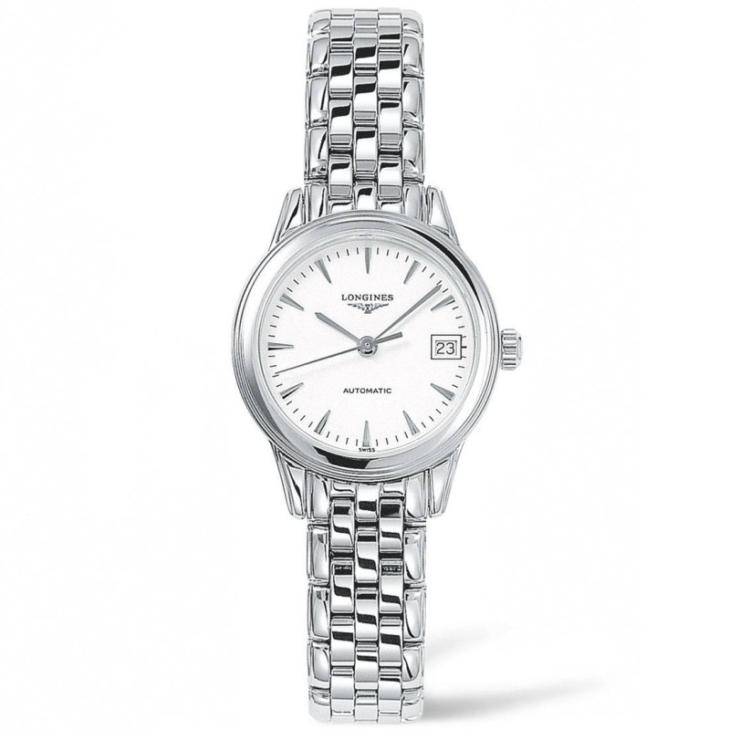 Longines -Flagship 26mm White