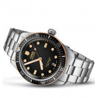 Oris Divers Sixty-Five Movember Limited Edition 733 7707 4084-Set LS