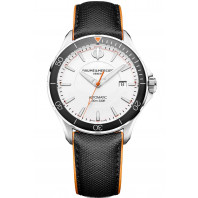 Baume & Mercier Clifton Club Automatic steel White Mens Watch