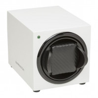 Barrington Single Watch Winder - Glacier White