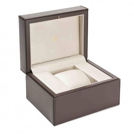 Baume & Mercier Classima Quartz Womens White & Leather M0A10353