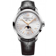 Baume & Mercier Clifton Automatic Mens Watch  Moonphase & Full calendar
