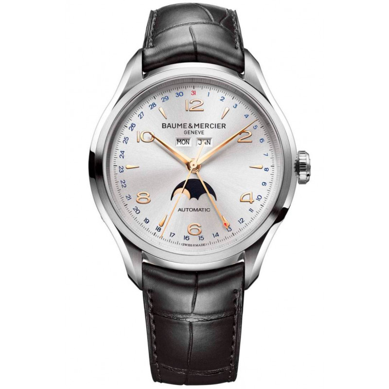 Baume & Mercier Classima Automatic Chronograph Mens Watch White