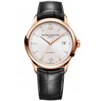 Baume & Mercier Clifton Automatic 18K Gold Mens Watch