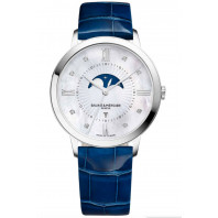 Baume & Mercier Classima Quartz Moonphase Womens Watch