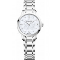 Baume & Mercier Classima Automatic Womens Watch Mother-of-Pearl & Diamonds