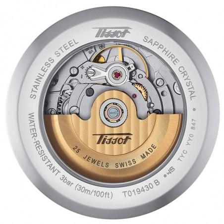 Tissot - Heritage Visodate Automatic Men's watch Silver & Bracelet