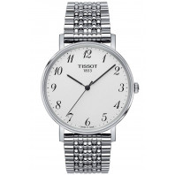 Tissot - Everytime White Steel Braclet Gent's Watch