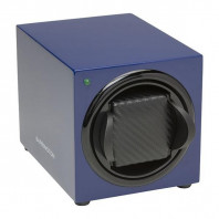 Barrington Single Watch Winder - Midnight Blue