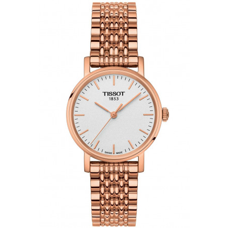 Tissot - Everytime Small rose gold