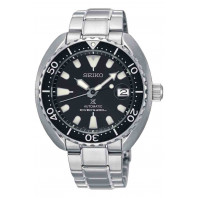Seiko - Prospex Divers Automatic Black & Steel 42 mm