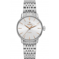 Rado - Coupole Classic Automatic Women's watch Silver & Bracelet