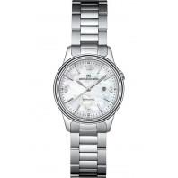 Sjöö Sandström - Royal Steel Classic 32mm Lady's Watch Mother-of-Pearl & Steel 007143