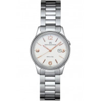 Sjöö Sandström - Royal Steel Classic 32mm Lady's Watch White & Steel 007181