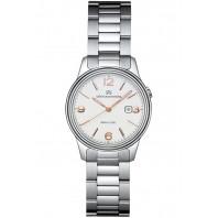 Sjöö Sandström- Royal Steel Classic- Lady's Watch White & Steel 32mm