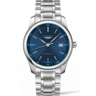 Longines - Master Blue Steel 40mm Gent's Watch