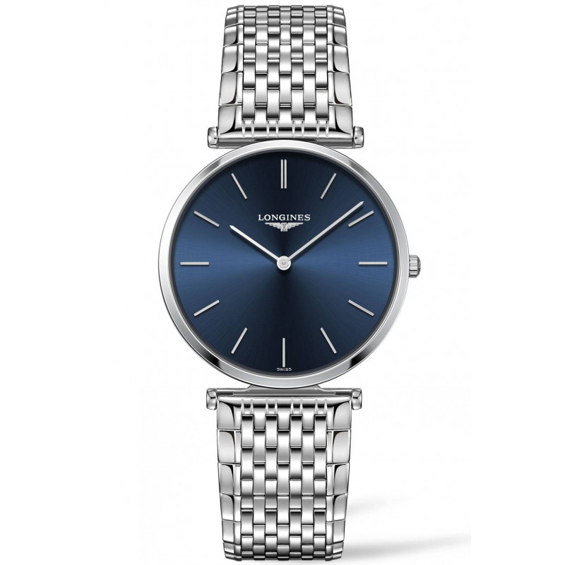 Longines La Grande Classique  Blue Steel Gent's watch 2018 New