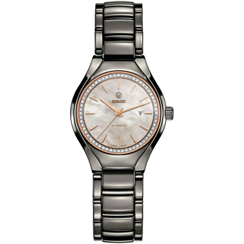 Rado - True Ceramic MOP Diamonds Lady's Watch