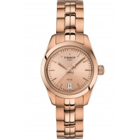 TISSOT PR100- Quartz Lady Stål I Rose Guld PVD Coating Small